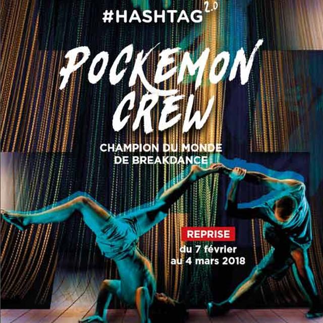 Pockemon Crew Hashtag 2.0