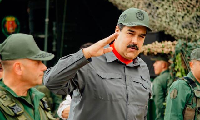Entenda a pressão sobre a Venezuela