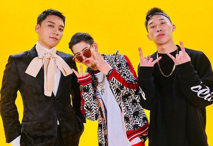 BIGBANG via GottaTalk2V1212 - 2018-01-09 (details see below)