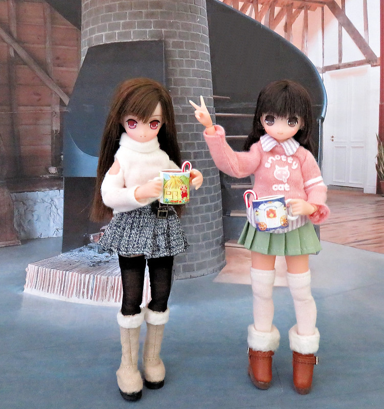 Tiny Aika & Tiny Koron