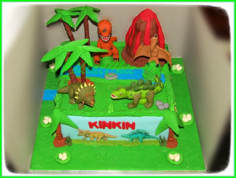 Cake Dinosaurus KINKIN 20cm