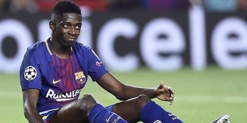 Baru Pulih Ousmane Dembele Kembali Dibekap Cedera