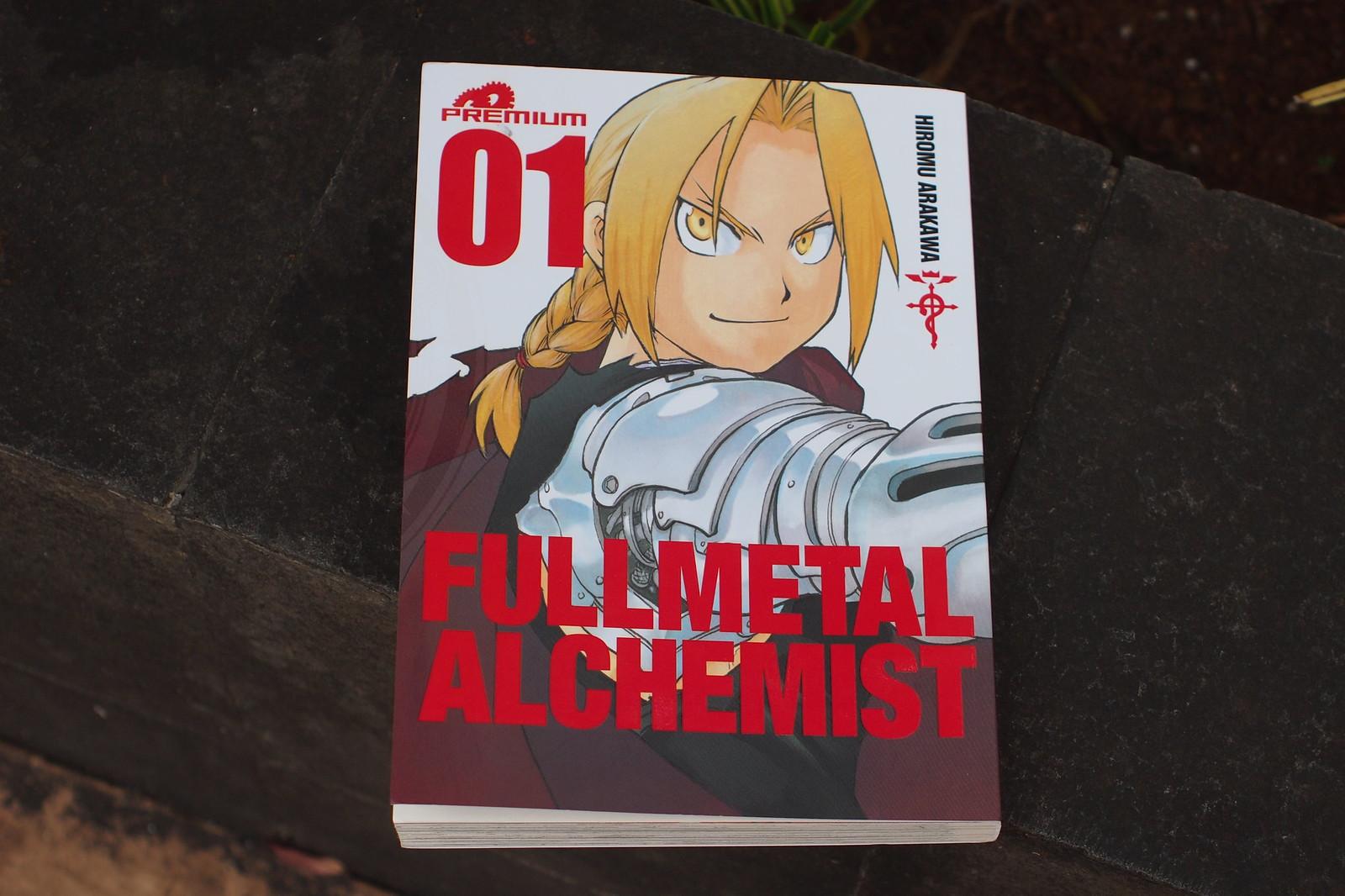 Full Metal Alchemist Premium Vol.1