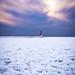 Snowy Lake by Caleb Straley