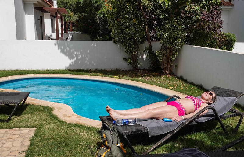 Own pool!