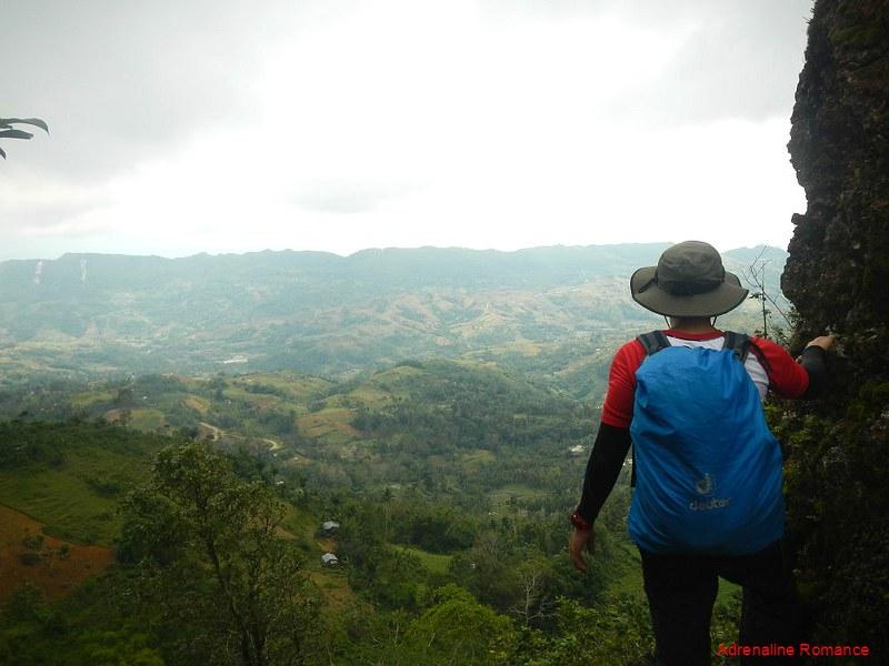 Climbing with Deuter