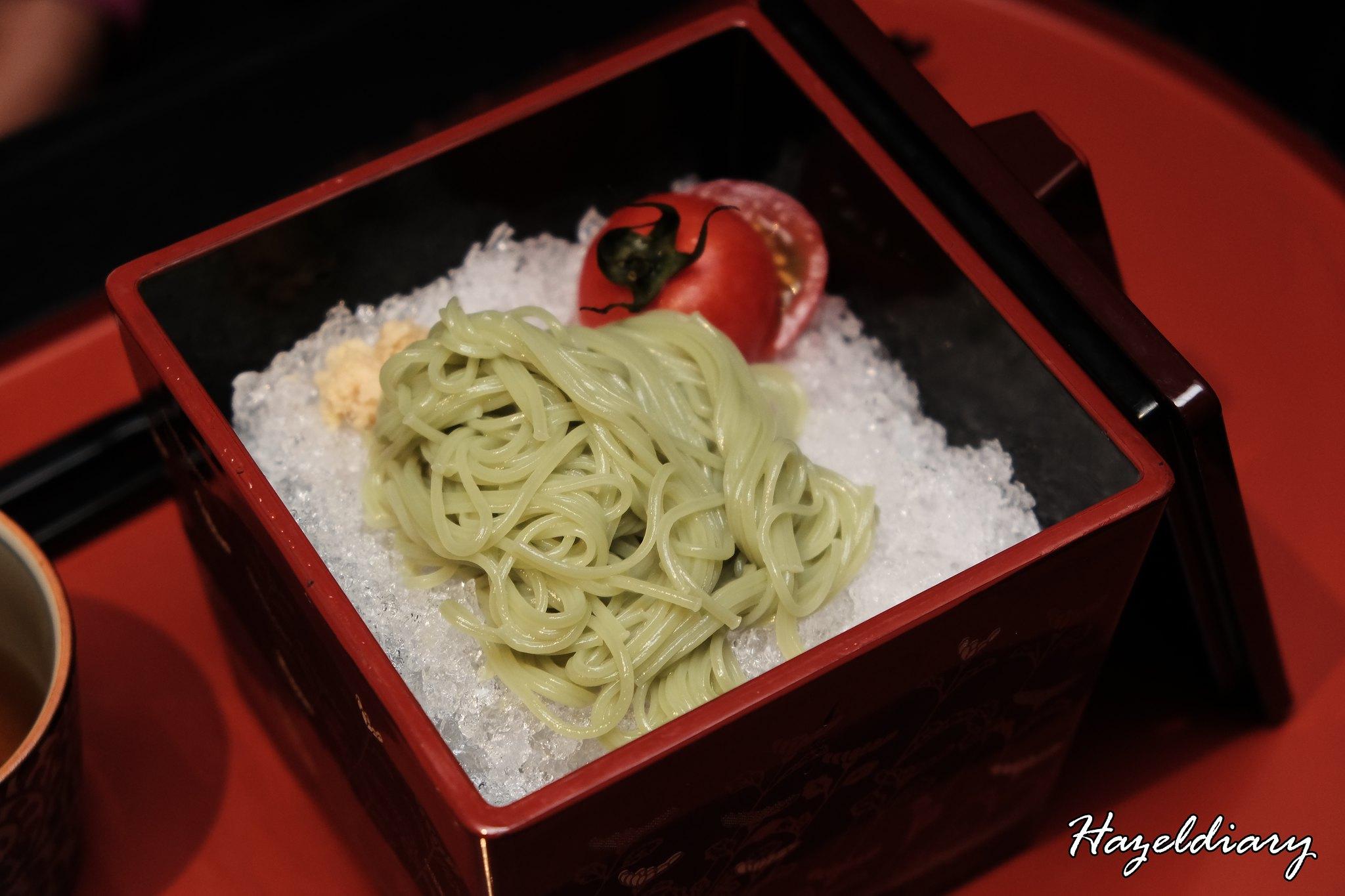 Shima Japanese Kaiseki Restaurant-Olive Noodles