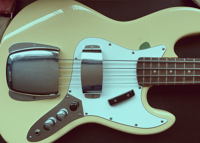 SX Vintage Series Electric Bass