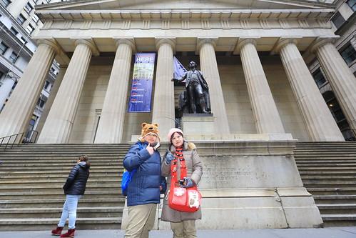 2018 - 0206 iMG_407 聯邦國家紀念堂 Federal Hall National Memorial