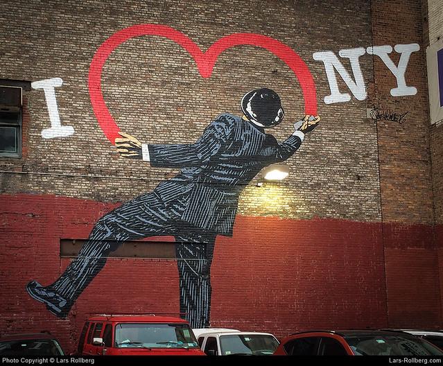 I love NY, New York, United States