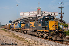 CSX 8029 | EMD SD40-2 | CN Fulton Subdivision