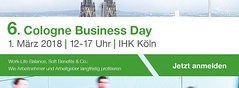 Cologne Business Day 2018