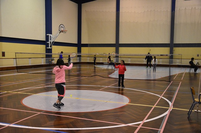 2º Mini Badminton Época 2017/18 - Ponta do Sol