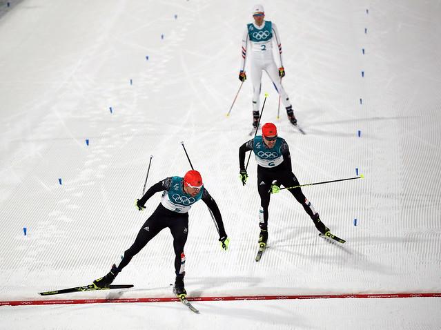 Winter Olympics 2018 - Tuesday 20 February