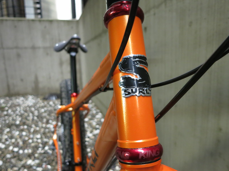 SURLY Pugsley Paul Hed