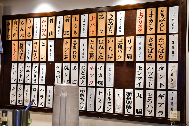 東京上野房家燒肉-12