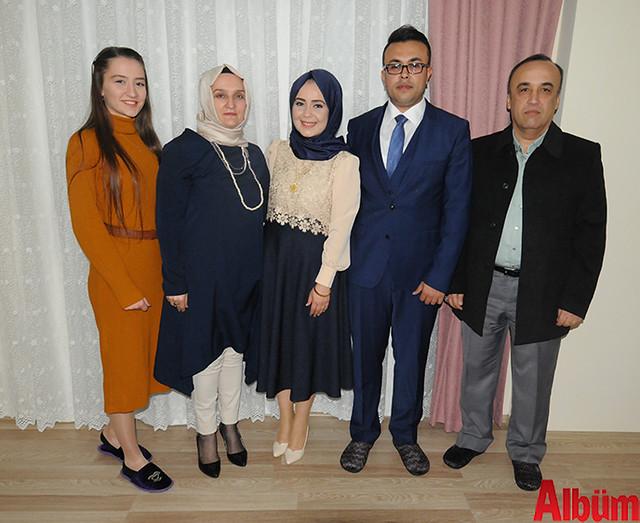 Zeynep Uğur, Nermin Uğur, Melek Kaya, Ali Rıza Çelik, Mehmet Uğur