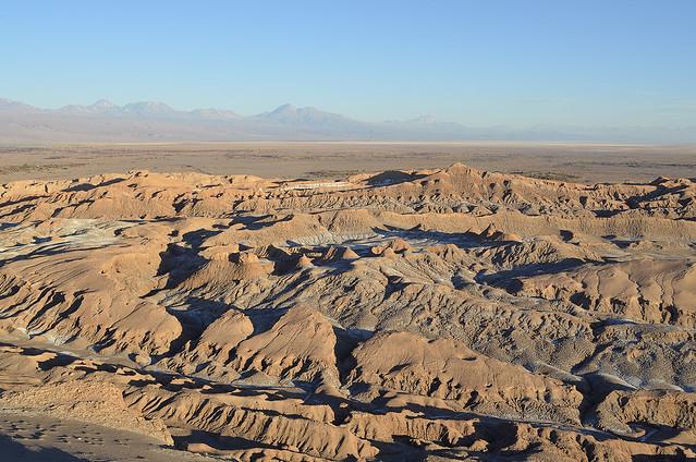 Valle de la Luna (Atacama, Chile)
