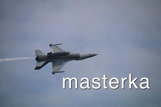 F-16C交差1