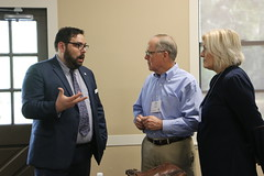 Episcopal Florida posted a photo:	Parishes came to DaySpring to hear Episcopal Church Foundation and State Street Global Advisors discuss endowments and financial planning.