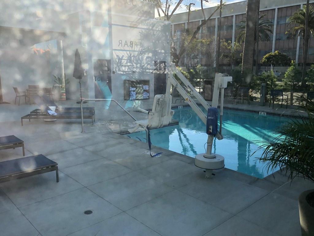 Hilton H Hotel LAX 67
