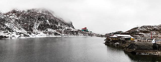 Lake Tsomgo Panorama