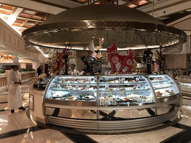 Medley Buffet, dessert section