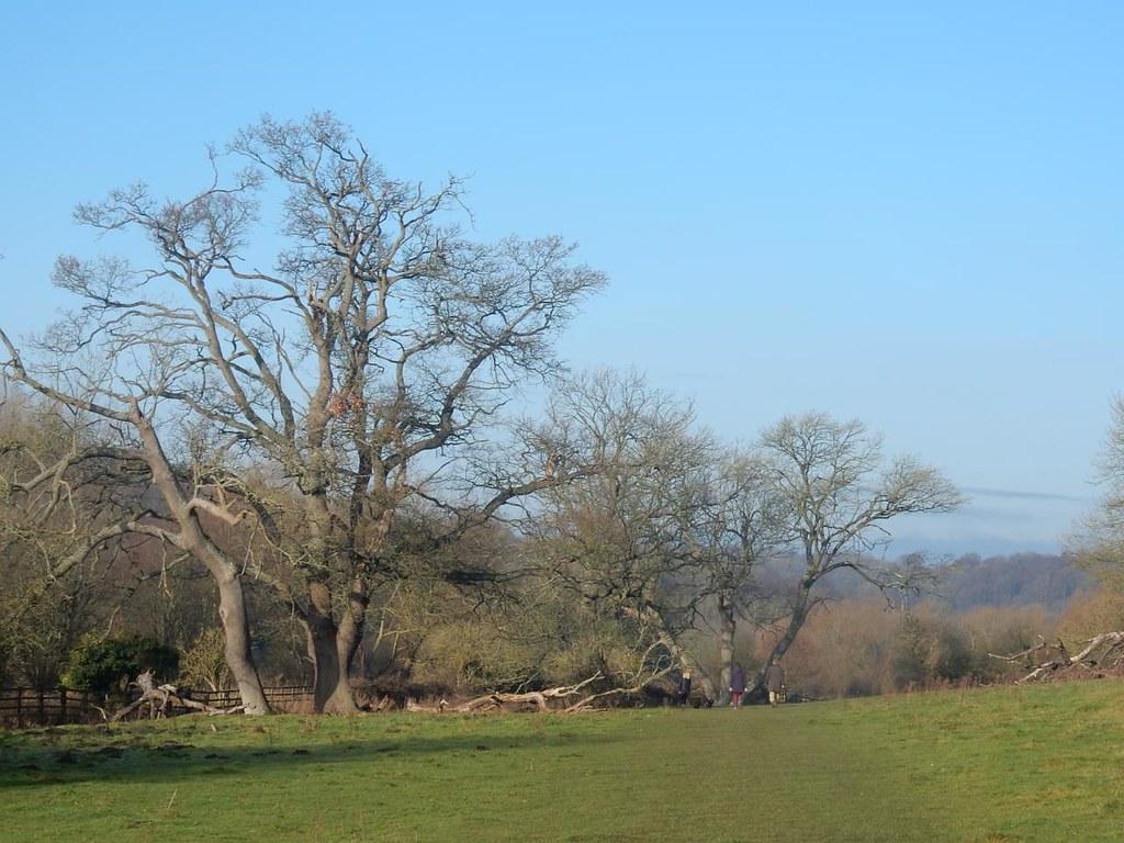 Shortcut to Chenies Chorleywood to Chesham