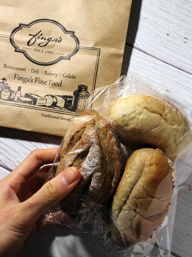 風格餐廳 麵包 fingas-bread (2)