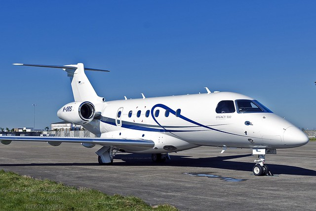 M-ORIS Embraer 550 Legacy 500