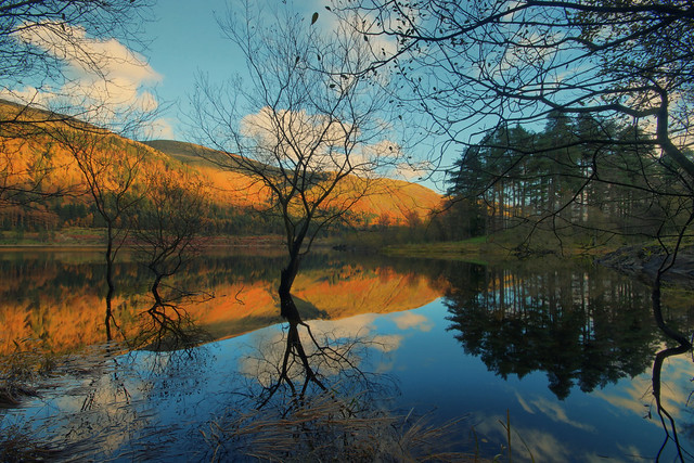 Thirlmere Reflections