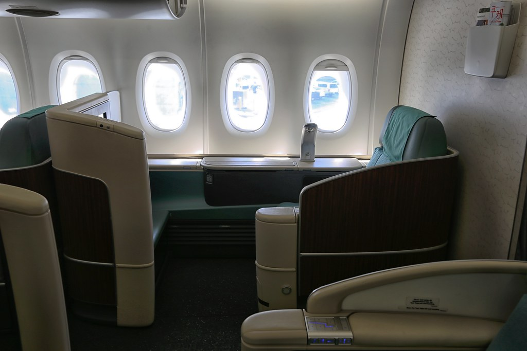 Korean Air A380 First Class 5