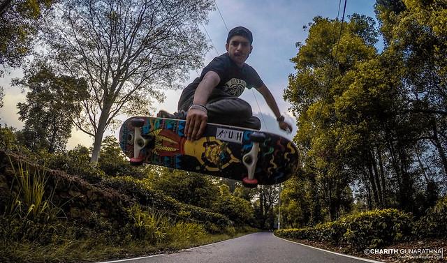 Skateboarding - Sri Lanka
