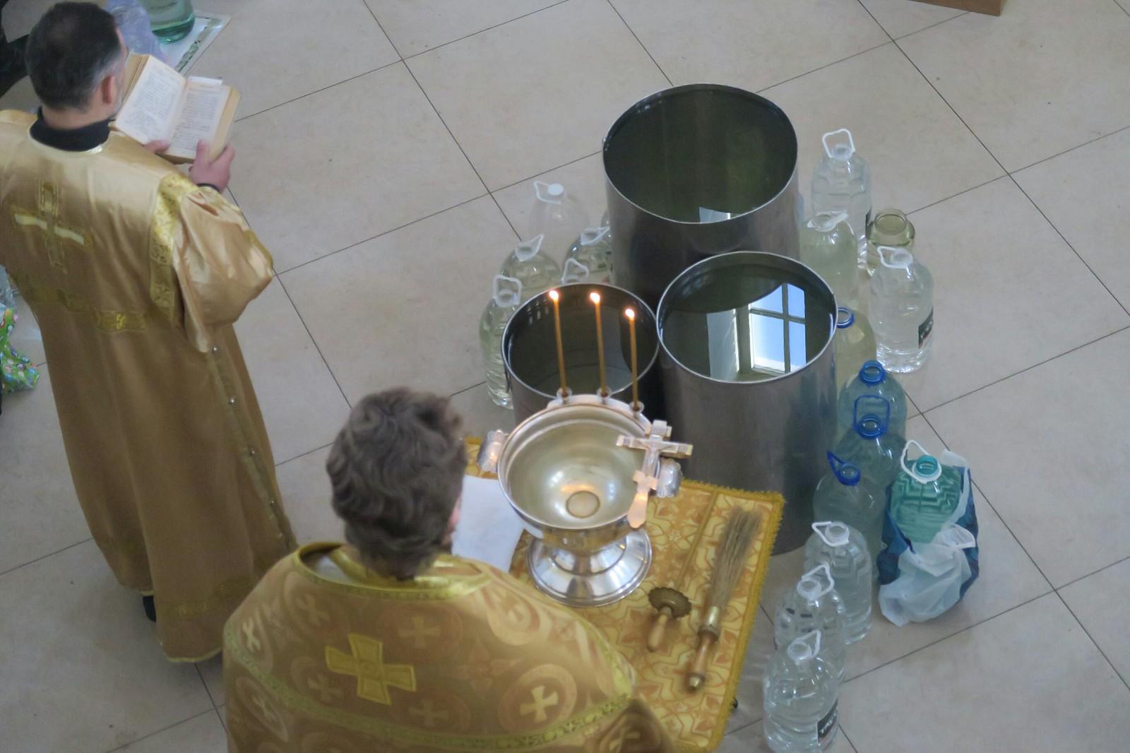 18 января. Навечерие Богоявления (Крещенский сочельник).