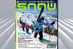 SNOW 108 - 4x skipas zadarmo