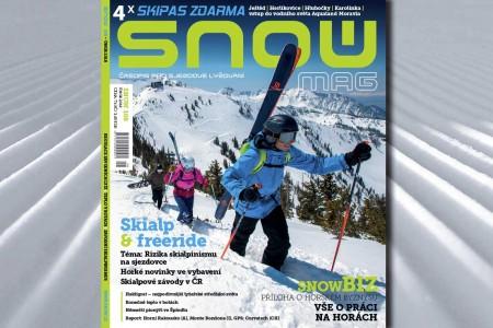 SNOW 108 - 4x skipas zdarma + vstupenka do aquaparku