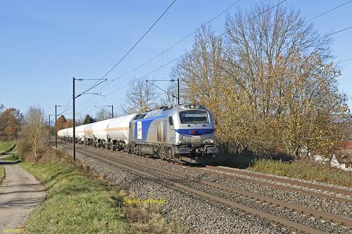 Euro 4023 Train de citernes à Retzwiller