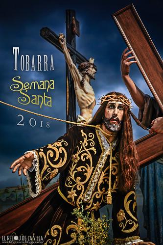 CARTEL DE SEMANA SANTA DEL BLOG 2018