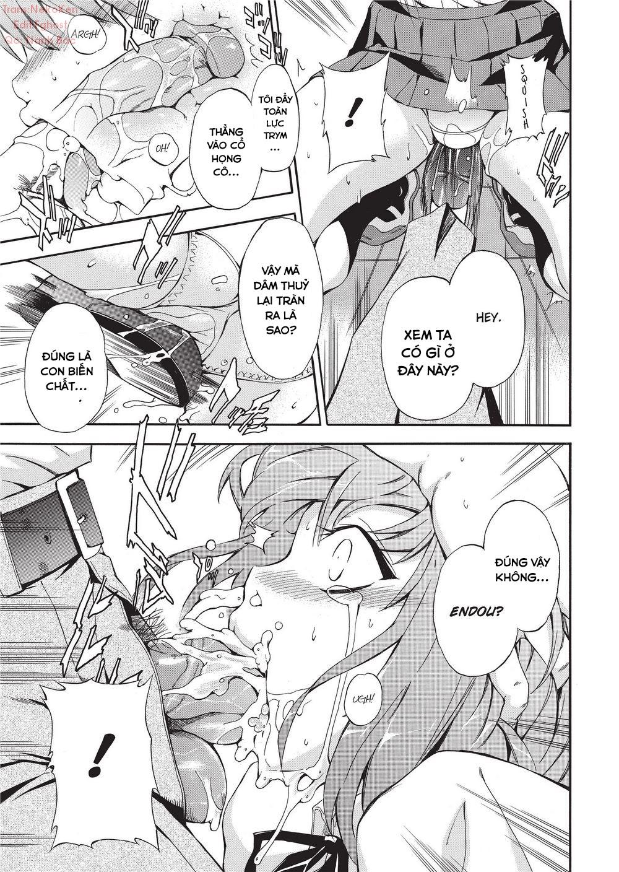 HentaiVN.net - Ảnh 8 - Girl's Shock!! - Chapter 6