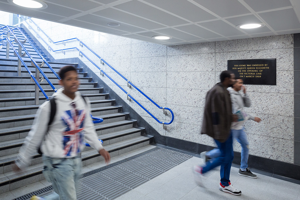 TfL Image - Victoria Station Upgrade - south ticket hall