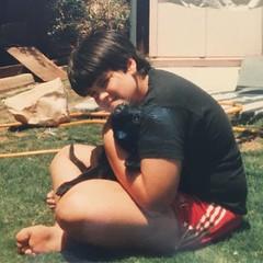 Me & Crystal. 1982?