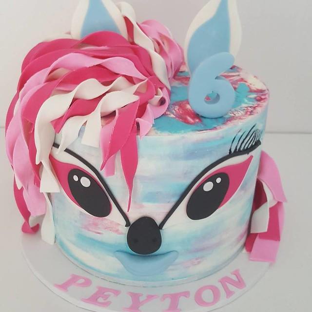 Cake by Wedding Cake Boutique