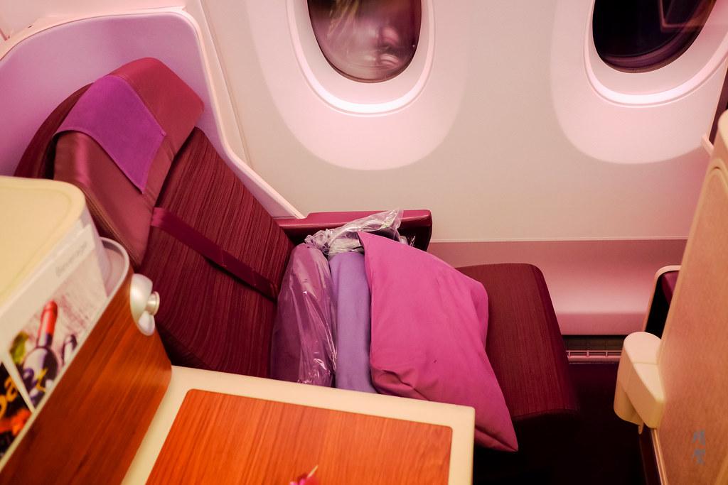 Seat 19A