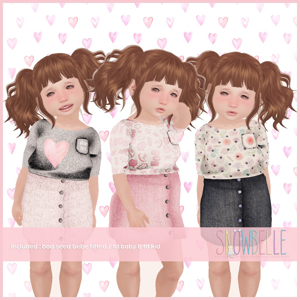 { snowbelle } color me cute february 18 - TeleportHub.com Live!