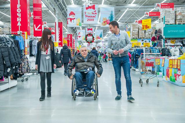 CSR audit at Auchan Company