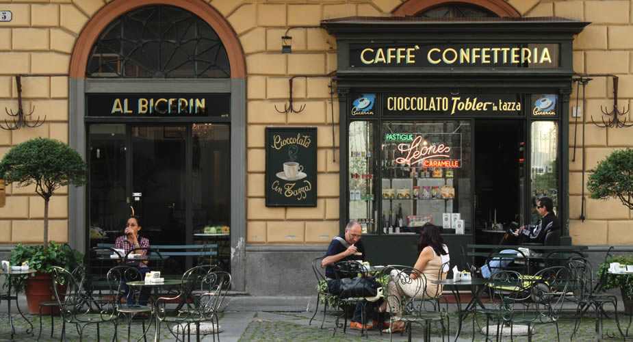 Tips Turijn: Bicerin drinken in Turijn, Italië | Mooistestedentrips.nl