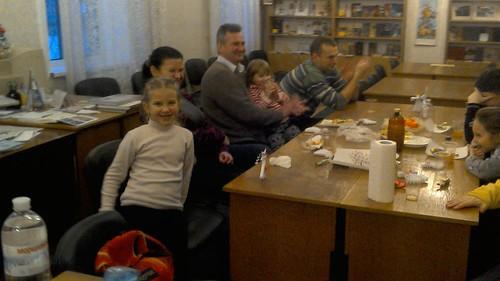 Родинне свято 06.01.18 А. Головка