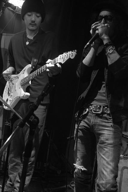 T.G.I.F. Blues Session at Terraplane, Tokyo, 12 Jan 2018 -00072