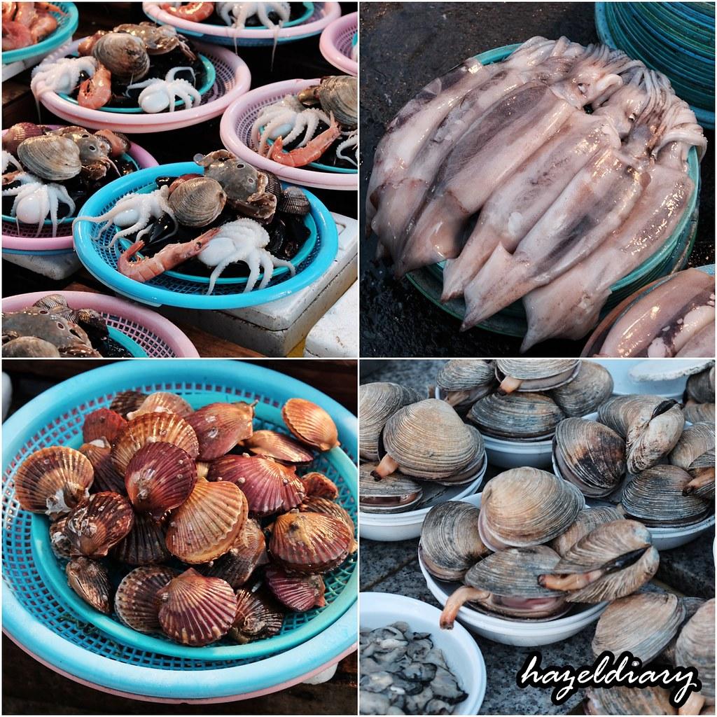 Busan-Jalgachi Fish Market