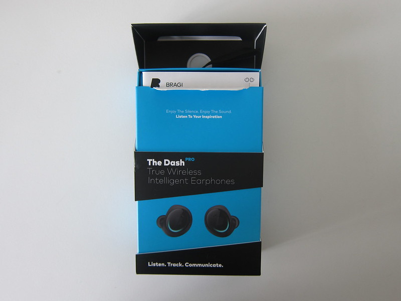 Bragi The Dash Pro - Box Open